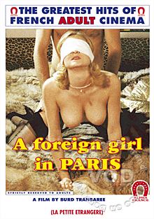 A Foreign Girl In Paris (English Language)