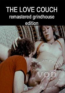 The Love Couch - Remastered Grindhouse Edition