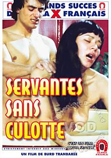 Housemaid Without Panties(French Language)