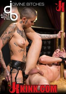 Divine Bitches - Used and Abused: Leigh Raven Punishes Lance Hart