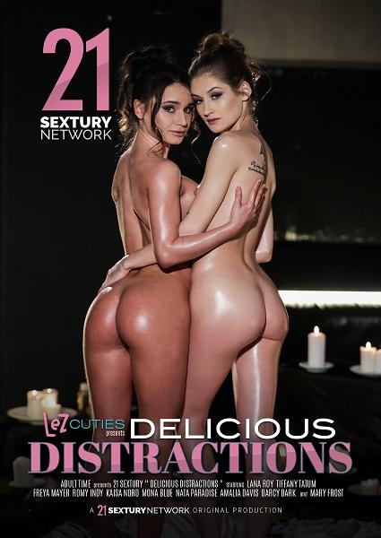 Lezcuties - Delicious Distractions Box Cover